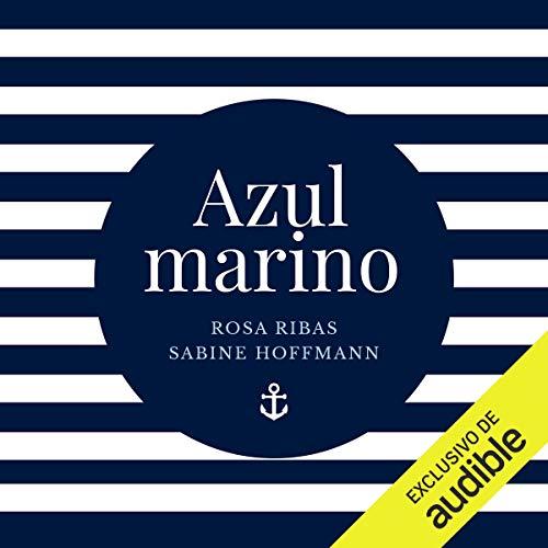 Diseño de la portada del título Azul Marino