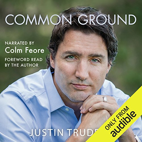 Common Ground: Exclusive Edition audiobook cover art
