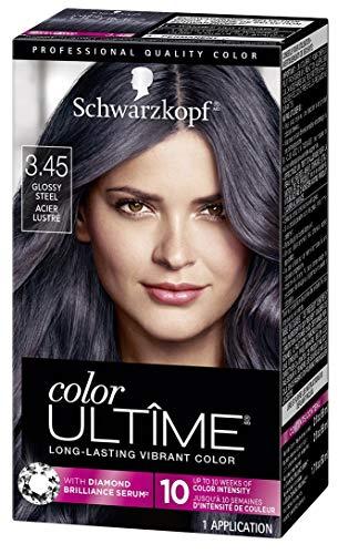 Schwarzkopf Color Ultime Metallic Permanent Hair Color Cream, 3.45...