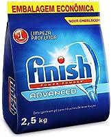 Detergente em Pó Para Lava Louças Finish Advanced