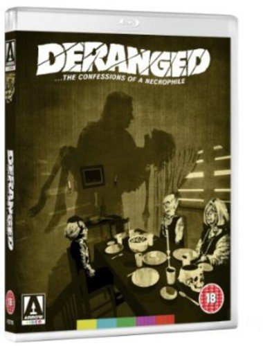 We OFFer at cheap prices Deranged Mail order cheap Blu-ray