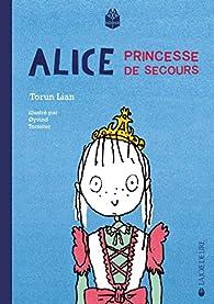 Alice, princesse de secours par Øyvind Torseter