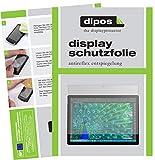 dipos I 2X Schutzfolie matt kompatibel mit Microsoft Surface Pro 3 Folie Bildschirmschutzfolie