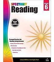 Spectrum Reading, Grade 6