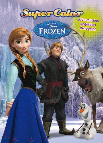 Frozen. Supercolor (Disney. Frozen)