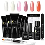 Poly Gel Kit Nail Extension Builder Gel for Nails...