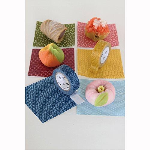MT Japanese Paper Masking Tapes Set, Slim Tepes (MT06P003) Photo #4