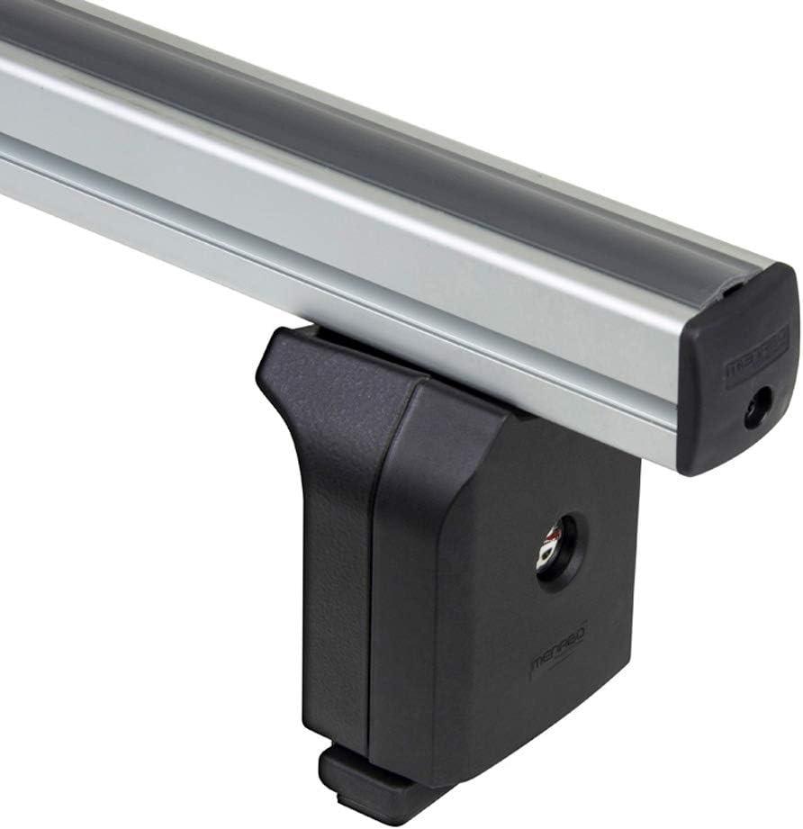 Menabo BRIO – Dachträger für PKW mit offenem Geländer, 120 cm