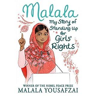 Malala audiobook cover art