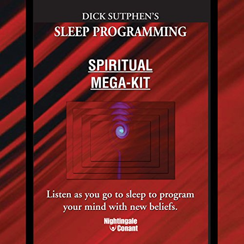 Sleep Programming Spiritual Breakthrough audiobook cover art