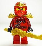 LEGO Ninjago–Kai ZX–Armor and Dragon Sword