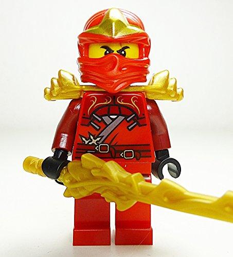 LEGO Ninjago - Kai ZX - Armor and Dragon Sword