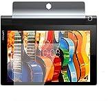 dipos I 2X Panzerfolie klar kompatibel mit Lenovo Yoga Tablet 3 Pro (10 Zoll) Schutzfolie 9H Bildschirmschutz-Folie