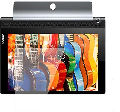 dipos I 2X Panzerfolie klar kompatibel mit Lenovo Yoga Tablet 3 Pro (10 Zoll) Schutzfolie 9H Displayschutz-Folie