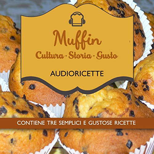 Muffin audiobook cover art