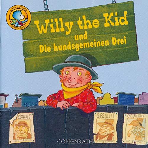 Willy the Kid und die hundsgemeinen Drei - Lino Buch Nr. 91, aus der Lino Box Nr.16