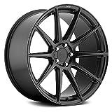 Niche M147 Essen 20x10 5x114.3 +40mm Matte Black Wheel Rim