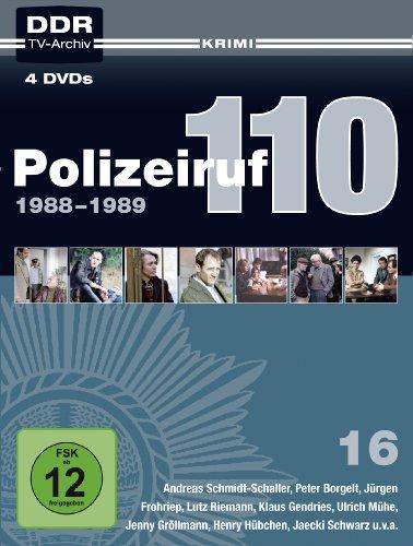 Box 16: 1988-1989 (DDR TV-Archiv) (4 DVDs)