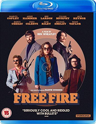 Free Fire [Edizione: Regno Unito] [Reino Unido] [Blu-ray]
