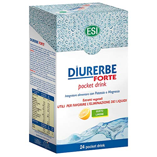 Diurerbe Forte - 24 Pocket Drink Limone