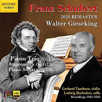 Schubert: Piano Works (2020 Remaster)