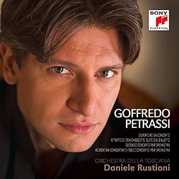 Daniele Rustioni - Petrassi: orchestral music