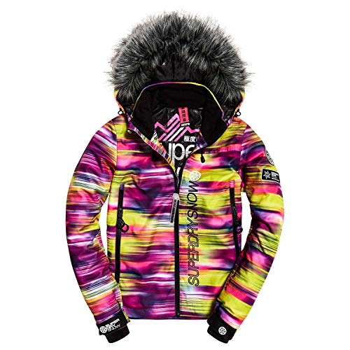Superdry Ski Run Skijacke Damen