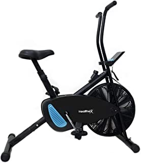 Healthex 1350R Stainless Steel Exercise Bike