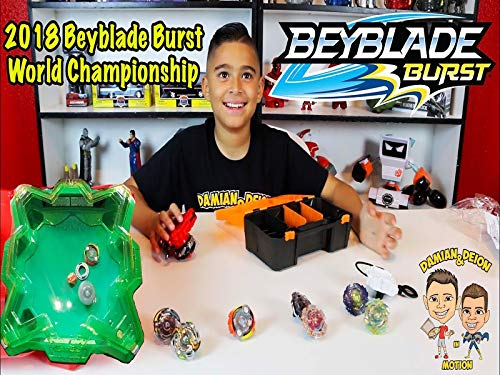 2018 Beyblade Burst World Championship Announcement