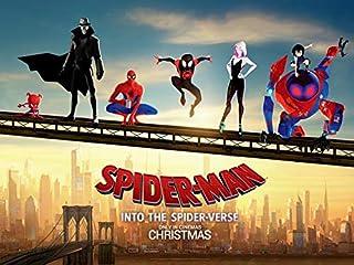 Spider Man Into the Spider Verse Movie Art Silk Poster 12x18 24x36