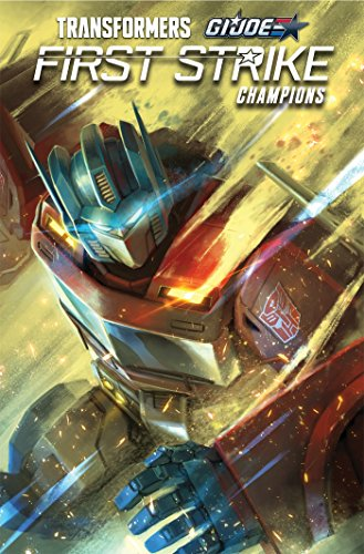 Transformers/ G.I. Joe: First Strike Champions