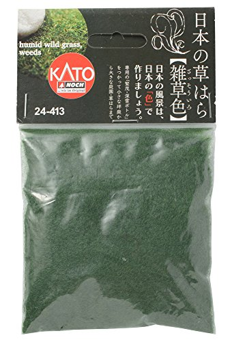 KATO 日本の草はら 雑草色 24-413 鉄道模型用品