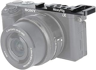 Niceyrig Adaptador de Zapata para Sony A6100/A6000/A6300/A6400/A6500 (Lado Izquierdo)