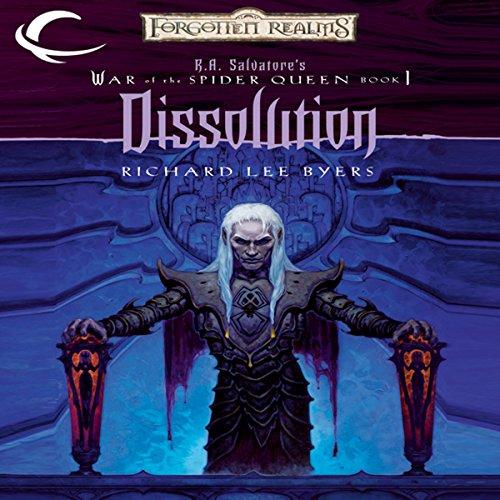 Dissolution audiobook cover art