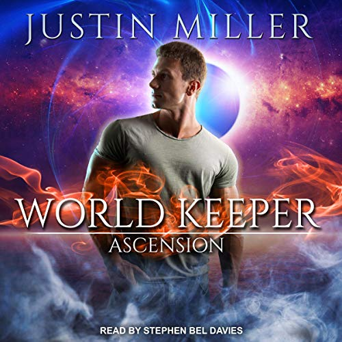 Couverture de World Keeper: Ascension