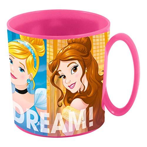 Disney Princess Mok, magnetronvormig, kunststof, 350 ml