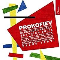 Prokofiev: Alexander Nevsky; Scythian Suite (2008-08-26)
