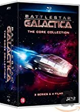 Battlestar Galactica - The Core Collection [Blu Ray] [Blu-ray]