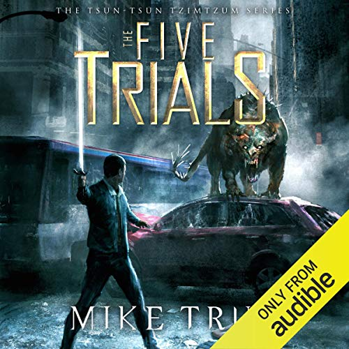 The Five Trials cover art
