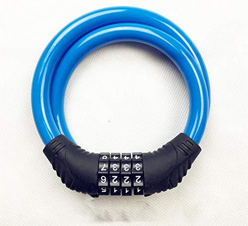 Ketting, Pedaal Glazen Deur, Fietsslot, Anti-Diefstal Fiets, Waterdichte Code Lock, Elektrische Scooter Lock E