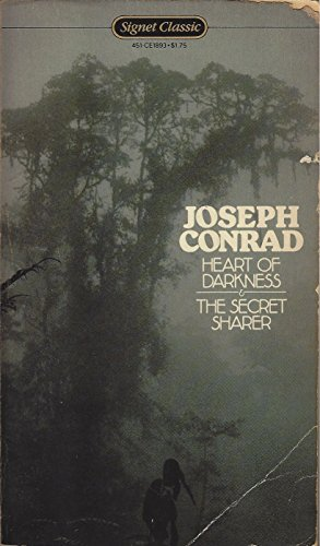 Heart of Darkness and The Secret Sharer 0451518934 Book Cover