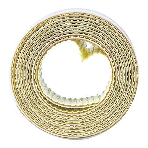 Fácil de instalar Cinta PTEE fácil de operar, prensatelas, ligero, exquisita mano de obra, bordado, tejido para manualidades.(Thickness 0.8mm)