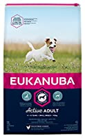 Tailored adult dog food with fresh chicken for small breed dogs in a resealable bag Improved formula for the healthy digestion and optimal body condition of your dog A hexagon kibble shape which improves palatability Contains DentaDefense to reduce t...