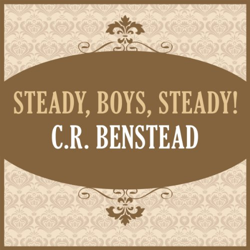 Steady, Boys, Steady! audiobook cover art