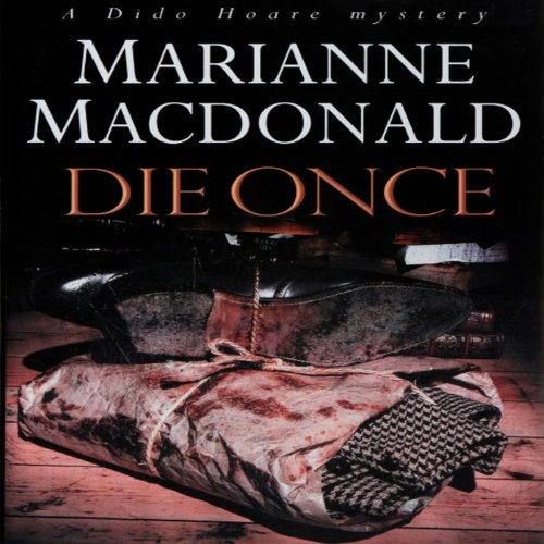 Die Once audiobook cover art