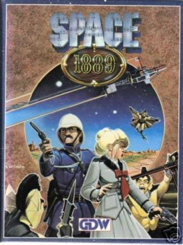 Space 1889: Science Fiction Role Playing in a More Civilized Time