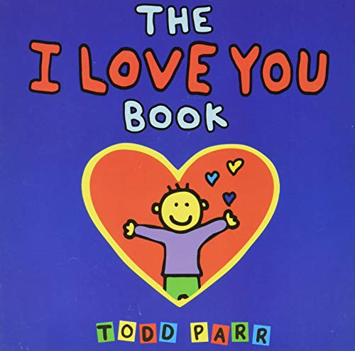 Product Image of the The I LOVE YOU Book