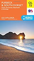 Purbeck & South Dorset, Poole, Dorchester, Weymouth & Swanage (OS Explorer Map)