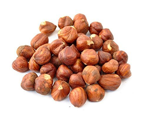 Anna and Sarah Organic Raw Turkish Hazelnuts Filberts 3 Lbs in Resealable Bag