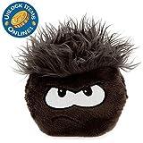 Club Penguin 6'' Black Pet Puffle by Jakks